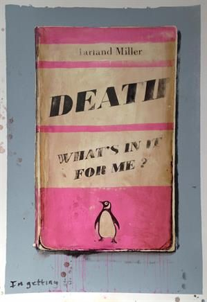 Harland MIller prints | Limited Editions | Hang-Up Gallery