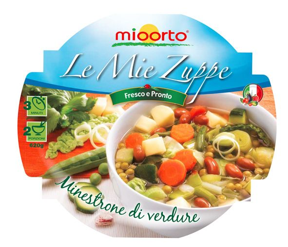 MIOORTO - pack zuppe