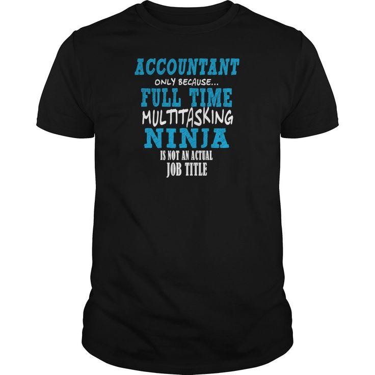 Accountant ninja Mugs & Drinkware Full Color Mug