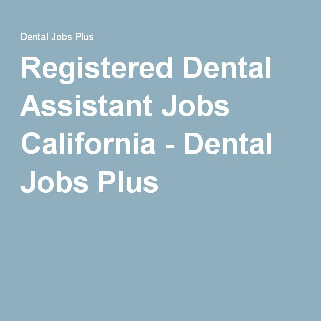 Best 25+ Dental assistant jobs ideas on Pinterest Rda dental - resumes for dental assistants