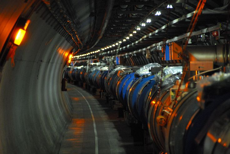 """The Large Hadron Collider (LHC) is the highest-energy particle collider ever made and is considered as """"one of the great engineering milestones of mankind."""