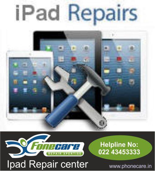 Now you don't get worried, you have an Apple ipad tablet repair center in Santacruz, Mumbai. Simply Dial on 98210 16082
