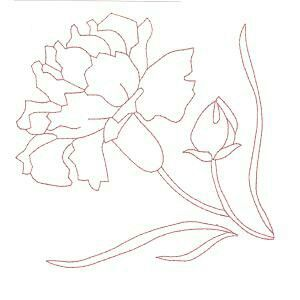 Flower Svg, Carnation, Machine Embroidery Designs, Tattoo Ideas, Corner,  Machine Embroidery Patterns
