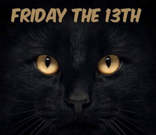 Quotes About Friday The 13th: 17 Best Ideas About Friday The 13th On Pinterest