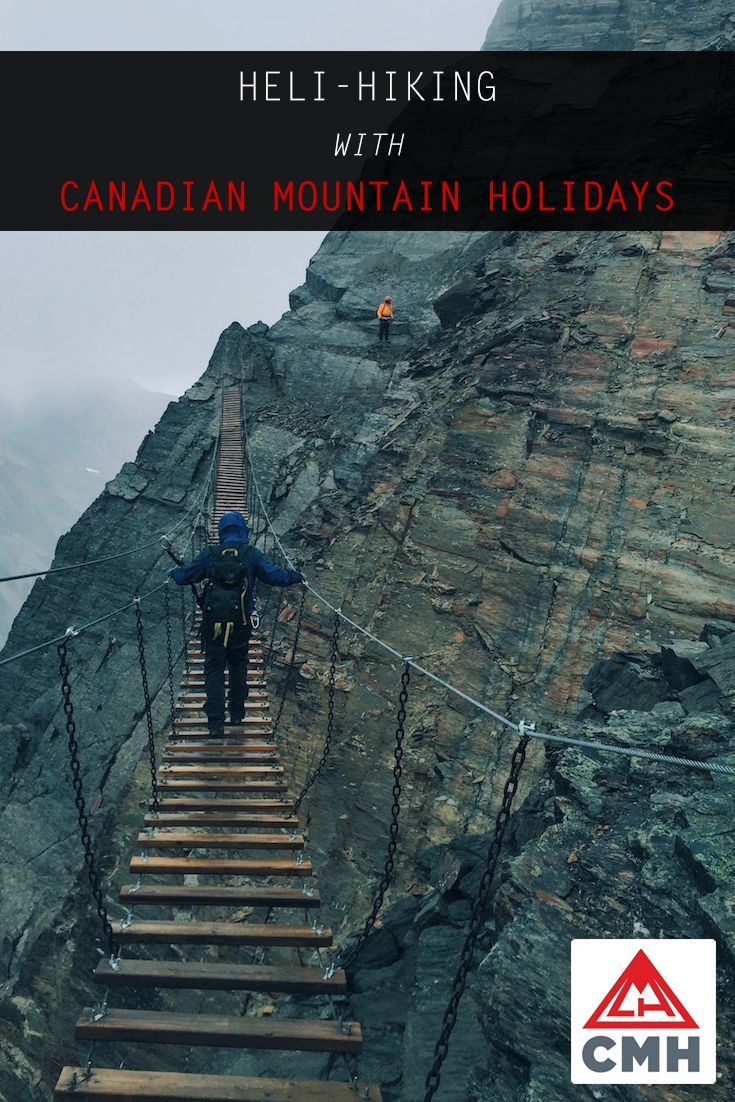 Heli-hiking is something everyone has to try at least once in their life. I was invited by Canadian Mountain Holidays (CMH) to try out their Summer Adventures program. Click the link to learn all about the Bobbie Burns lodge and what to expect on your adventure climbing the Canadian Rockies.