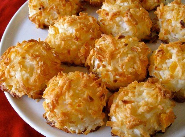 طريقة عمل شكلمة جوز الهند طريقة Recipe Recipes Food Macaroon Recipes
