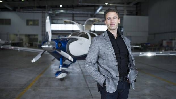 After selling the cellphone business, Anthony Lacavera has more time to pilot his own plane, produce Broadway hits and help a new generation of entrepreneurs