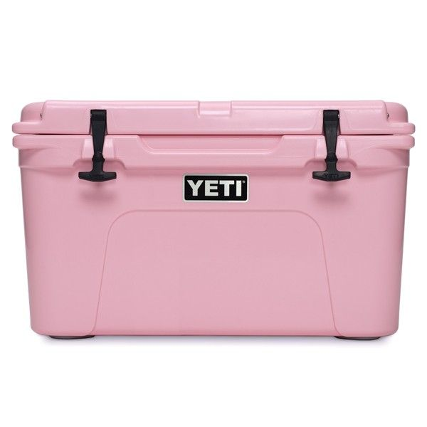 We sooo need a couple of these for when we go on road trips!! :) Pink YETI Coolers- Limited Edition | YETI Coolers