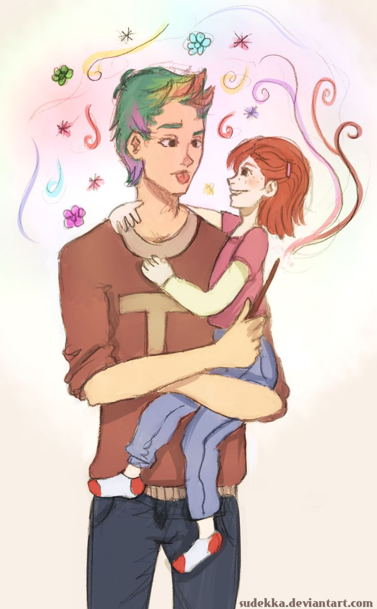 teddy x lily luna | Tumblr |Teddy Lupin And Lily Luna Potter