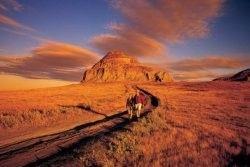 Castle Butte | Tourism Saskatchewan