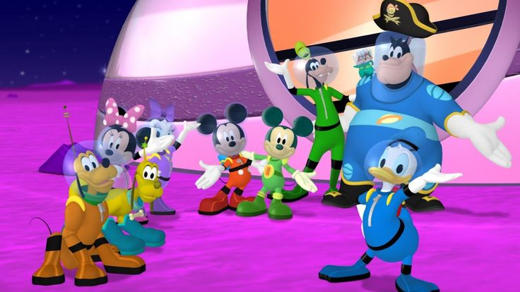 Mickey Mouse Clubhouse Space Adventure | Mickey Mouse Clubhouse Space Adventure TV Show Game ...