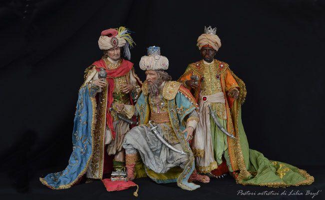 I re magi sono figure indispensabili in ogni presepe - Cosa portano i re magi ...