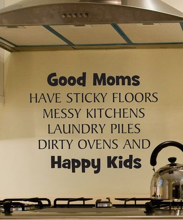 Love this, this is so my mom!