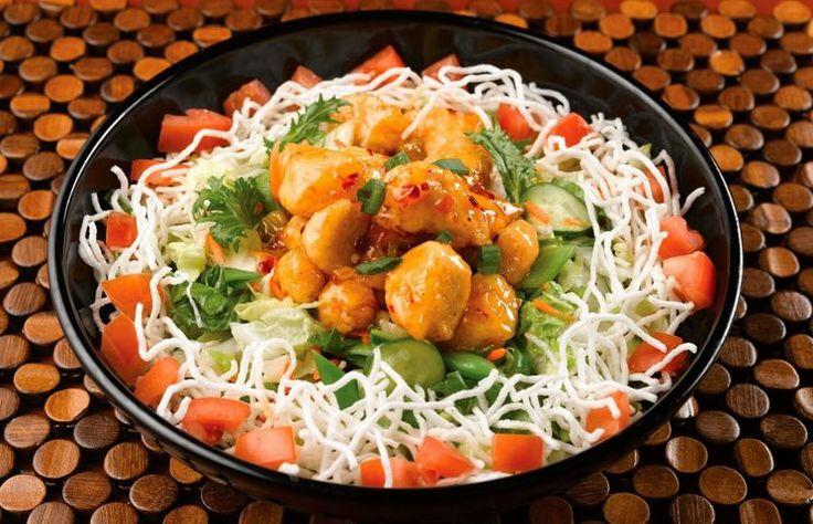 Beneficios d la comida oriental