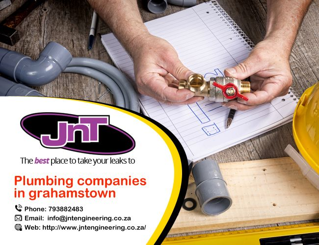 http://bit.ly/2iDNlUH Plumbing Companies in Grahamstown – High Reliable and Matchless Plumbing Services. visit- http://bit.ly/2iDNlUH