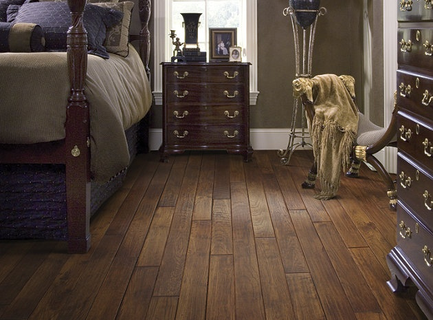 """The perfect whole house Hardwood flooring in style """"Chimney Rock"""" color Caravan - Flooring by Shaw"""