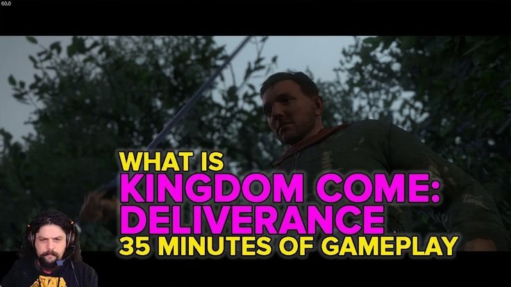 Kingdom Come: Deliverance  crime doesnt pay  except when solving RPG quests  Ive just started on my quest in Kingdom Come: Deliverance and Im not sure what to think about it yet. The medieval open-world adventure  that Ive started describing as Skyrim minus fantasy  takes its time before unleashing you on its world so Im still unsure what options I have to solve any particular obstacle. But I found out organically that committing crimes is often a means to achieve certain ends even if its in…