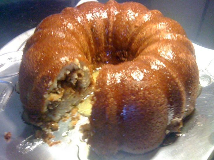 Baklava cake! | Baking ideas | Pinterest