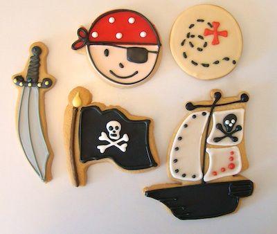 sword, pirate, flag, ship, map