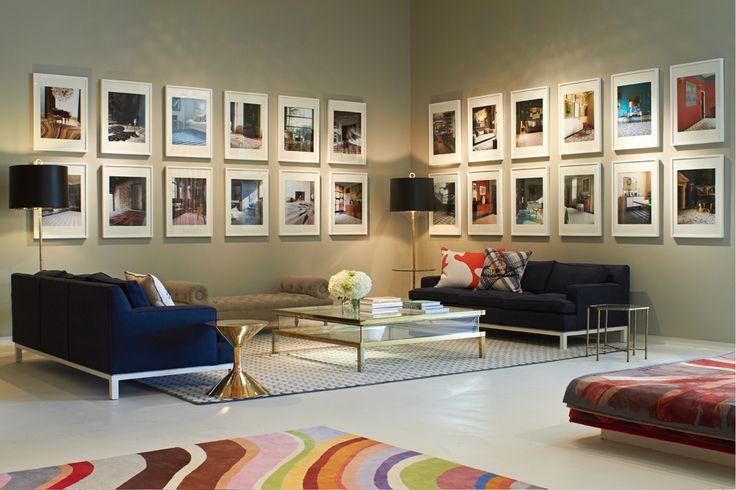 showrooms the rug company rug display pinterest. Black Bedroom Furniture Sets. Home Design Ideas