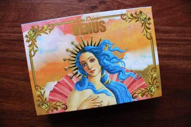 #venus #limecrime #vegan #makeup #grunge http://www.kosmetik-vegan.de/erbse/grunge-90er-rote-lidschatten-vegan-yeah-lime-crime-venus-palette/