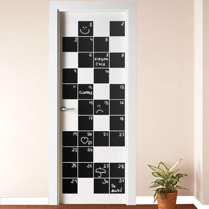 09.Calendario puerta Medidas: 56x155 cm Precio: 51,60 €