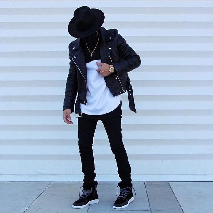 Dope style! By @ryriches  #mensfashion_guide
