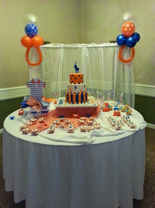 event design by kelly polo theme baby shower