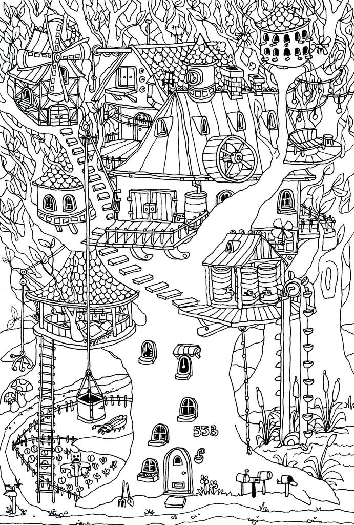 9 best images about Colouring book