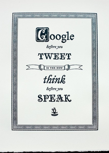 quote: Words Of Wisdom, Social Network, Google, Typography Quotes, Social Media, Socialmedia, Speaking, Good Advice, Wise Words