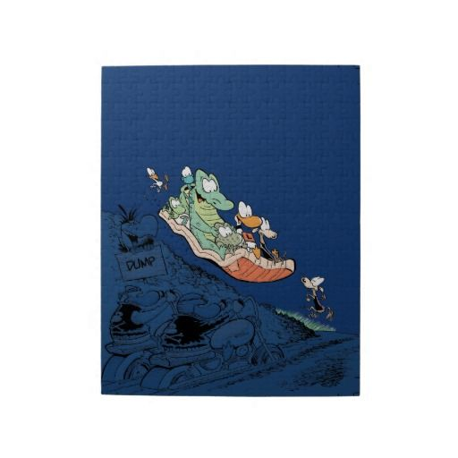 """Complete your very own Swamp jigsaw puzzle. Size: 10"""" x 14"""" (252 pieces) $22.95 from the Swamp Cartoons Zazzle Store. http://www.zazzle.com.au/swamp_mattress_surfing_jigsaw_jigsaw_puzzle-116646676477499109?rf=238100710189761270"""