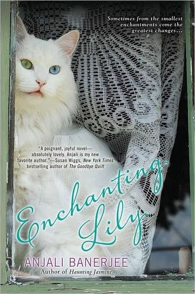 Enchanting Lily by Anjali Banerjee: Cats, Lilies, Books Worth, Enchanting Lily, Cat Animal Books Authors, Eye
