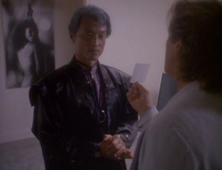 Cary-Hiroyuki Tagawa in Miami Vice (1984);;;