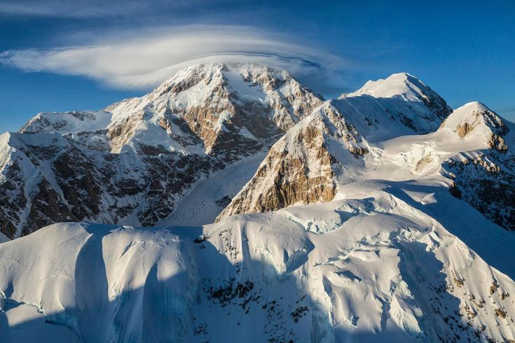 Picture of Mt. McKinley which will be renamed to Denali