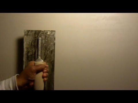 how to get rid of textured plaster walls