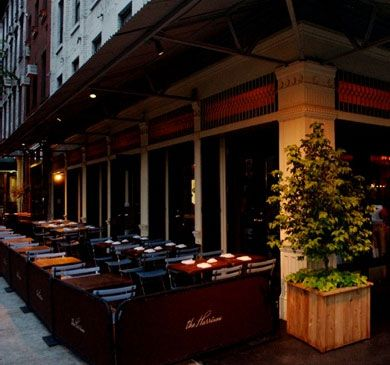 The Harrison - great food and great place in TriBeCa
