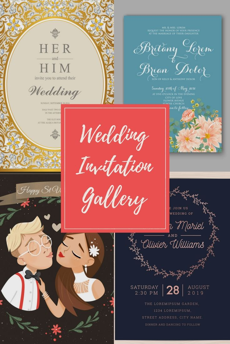 Perfect Wedding Invitation Inspirations - View Our Wedding ...