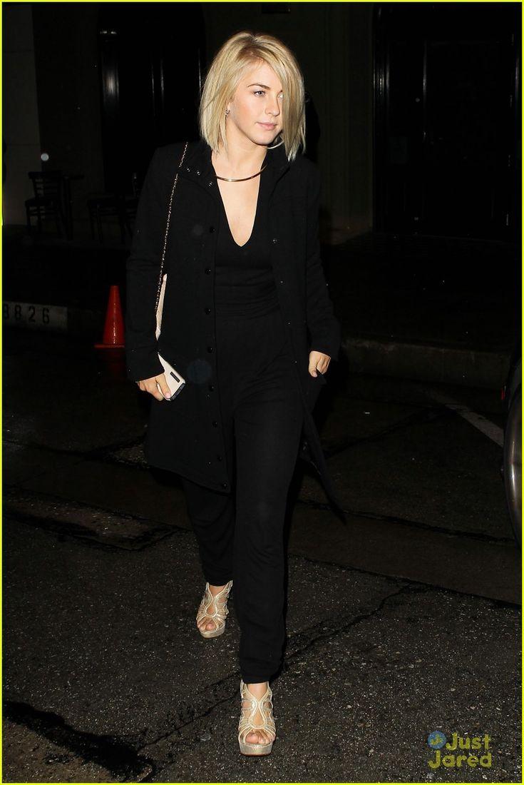 Julianne Hough: Craig's Date Night with Ryan Seacrest