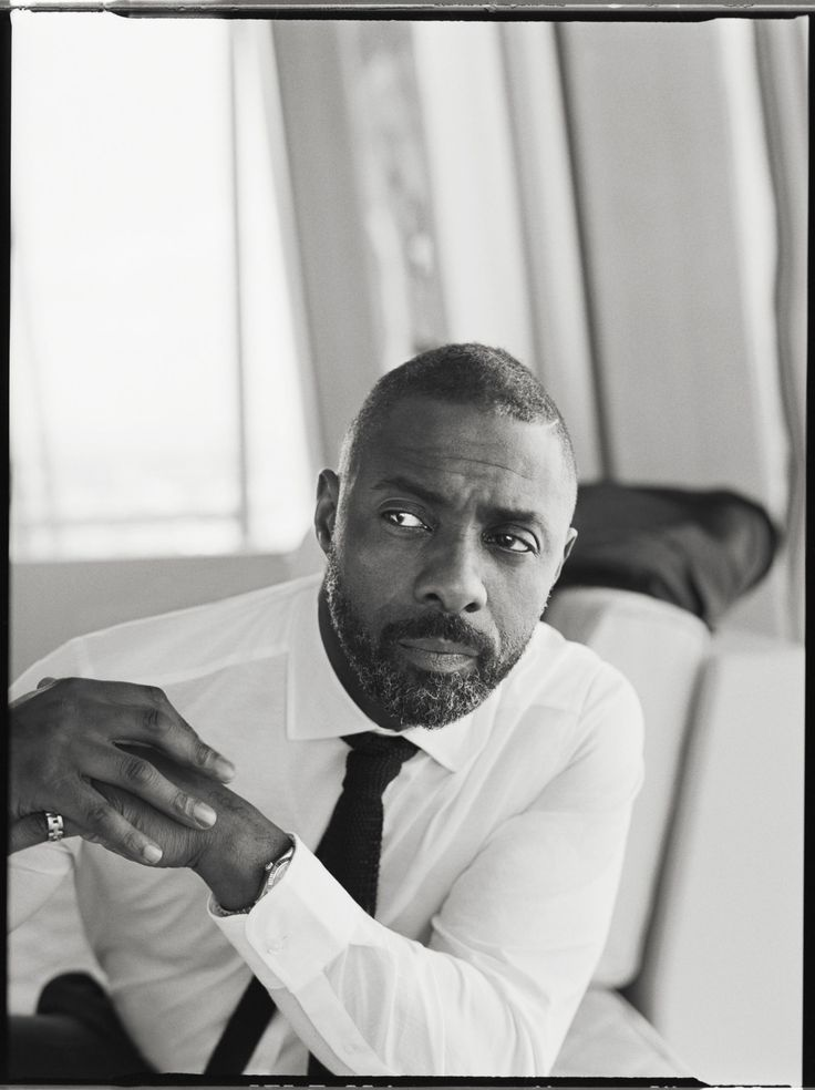 Idris Elba: Nobody Does It Better  - Esquire.co.uk