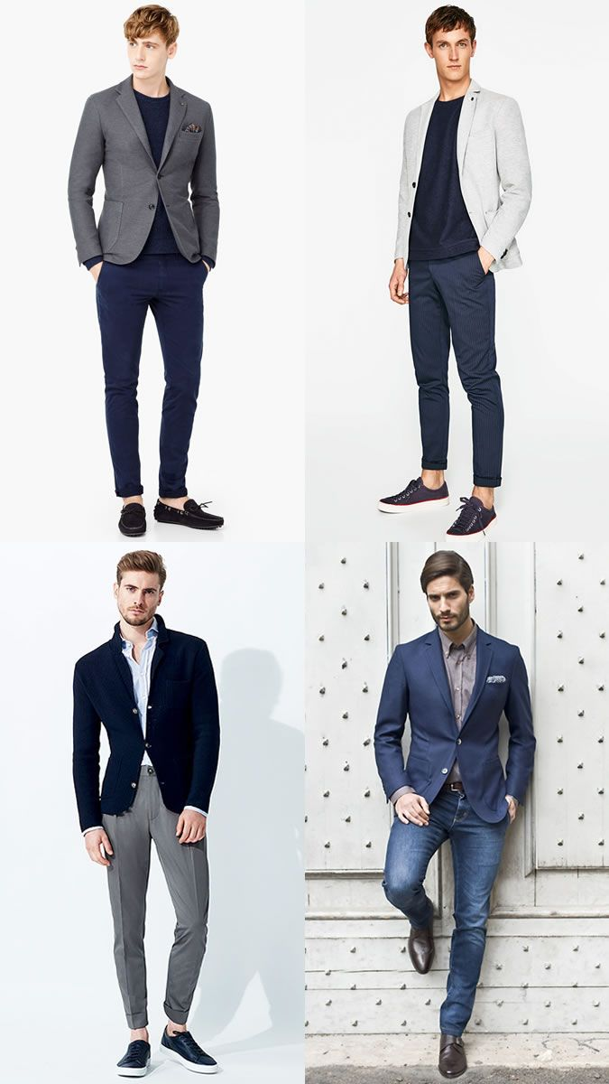 how to wear blazers for smart-casual dress codes | Clothes ...