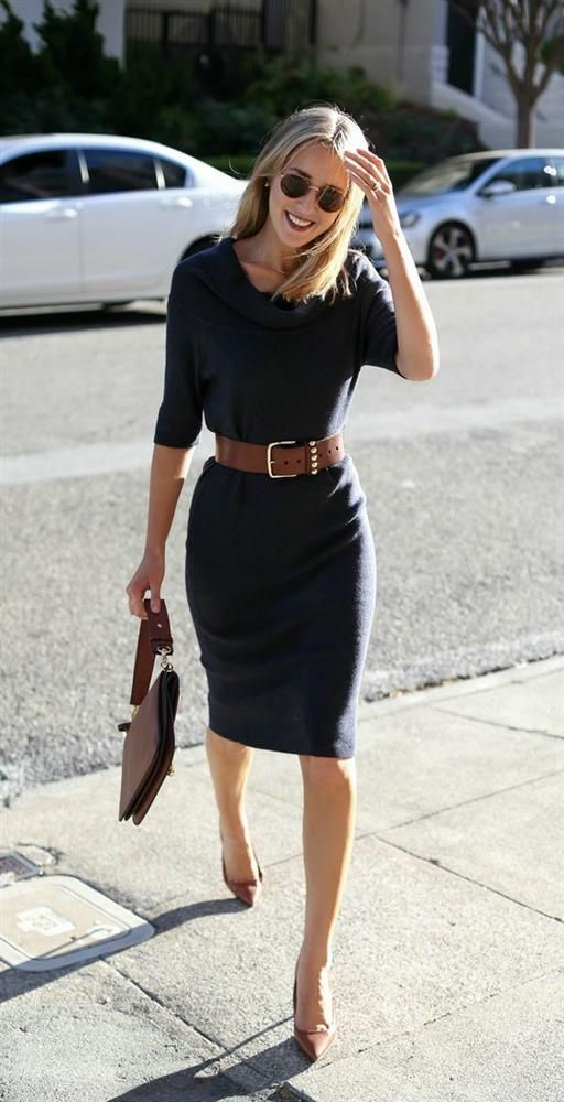 2018 Business Outfit Damen Kleidung Buromode Work Appearance