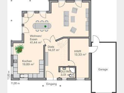 392 best grundrisse images on pinterest cottage floor plans cottage and facades. Black Bedroom Furniture Sets. Home Design Ideas