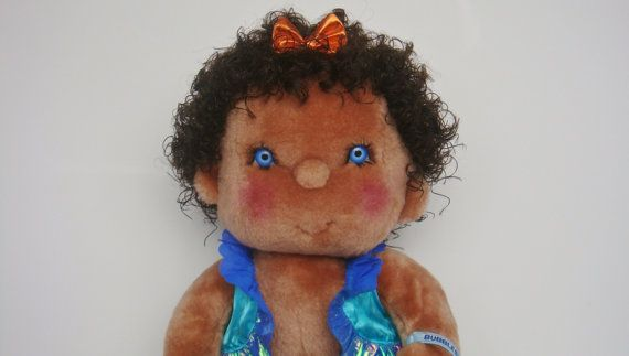 RESERVED For Tammy Vintage 1985 Hugga Bunch Bubbles Plush ...