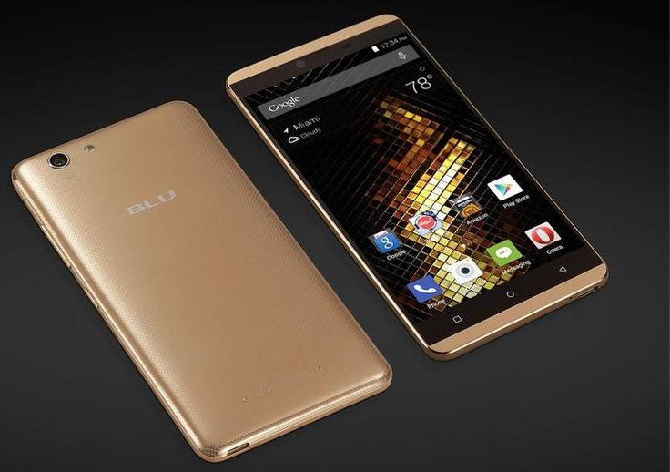Here's what a $150, big-screen Android phone looks like. #mobile #phones #smartphones
