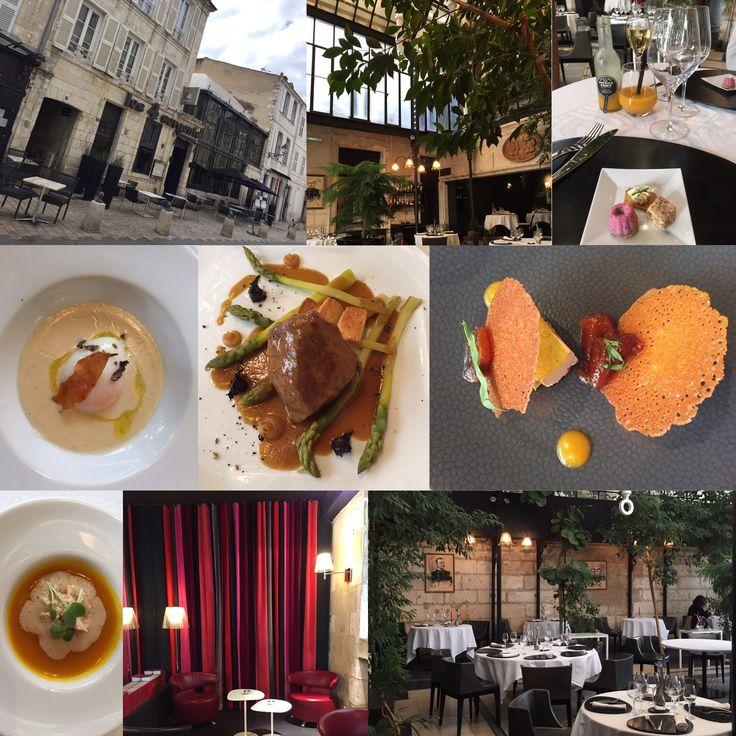 """Ristorante """"Les 4 sergents"""": buona cucina raffinata, ottimo servizio, contesto davvero particolare, buon rapporto qualità-prezzo (menù """"bistrot"""" a 16€, menù gastronomico a 40€, menù degustazione a 62€). Prenotazione indispensabile,"""