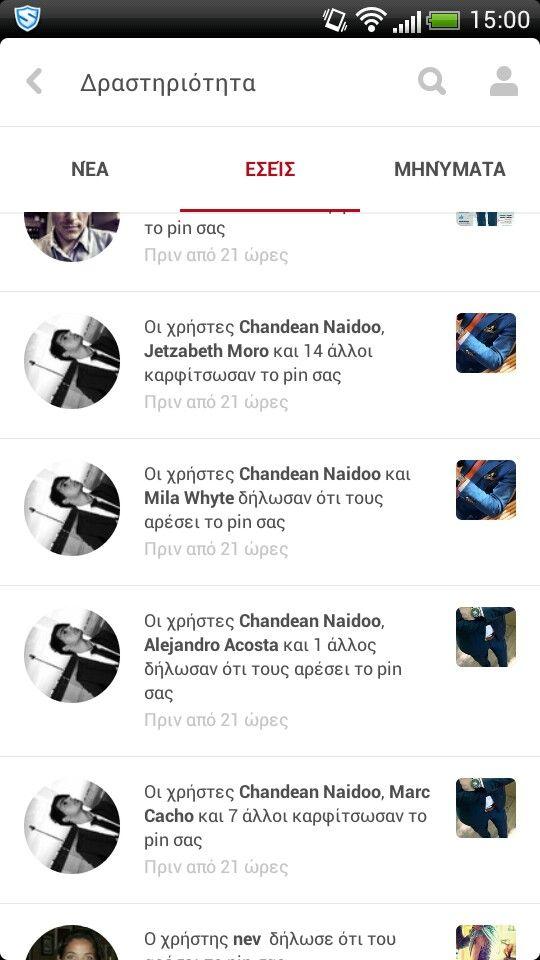Chandean Naidoo