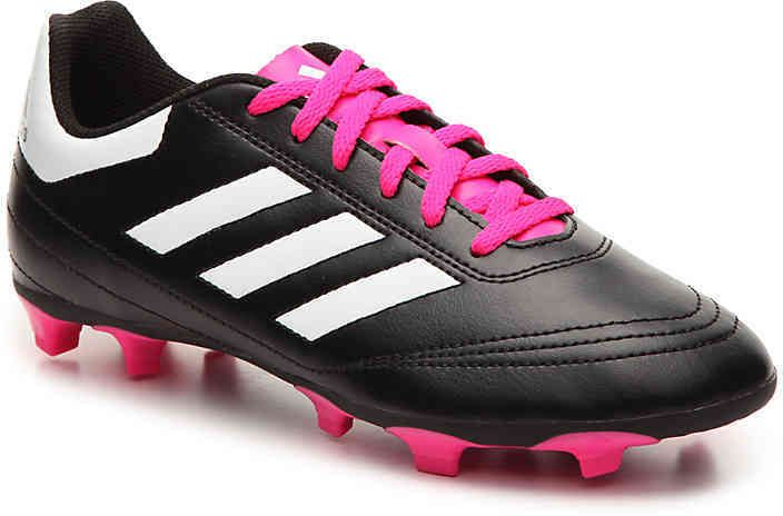 adidas Girls Goletto Toddler & Youth Soccer Cleat
