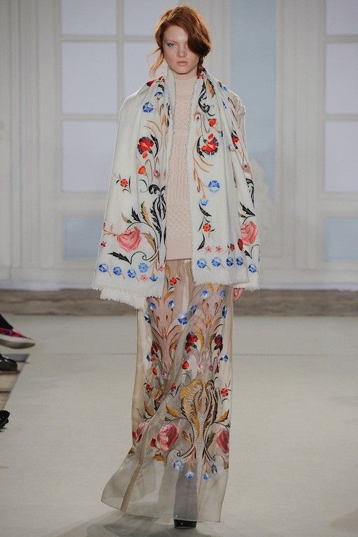 Temperley London, Embroidery