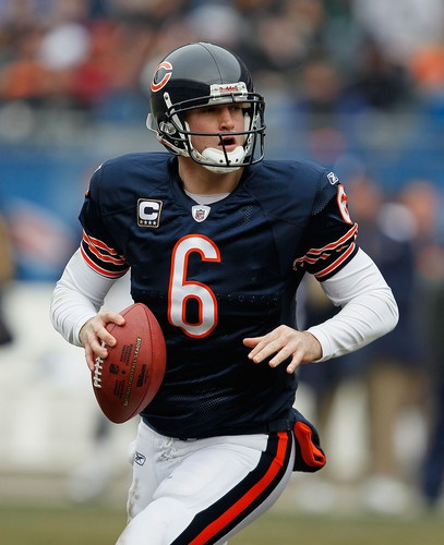 He might not be with the Broncos anymore, but Jay Cutler is still my favorite football player!