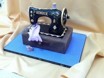 Cake Design For Singer : 17 Best images about Singer cakes on Pinterest Birthday ...